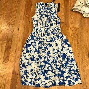 Kate Spade Floral Printed Dress